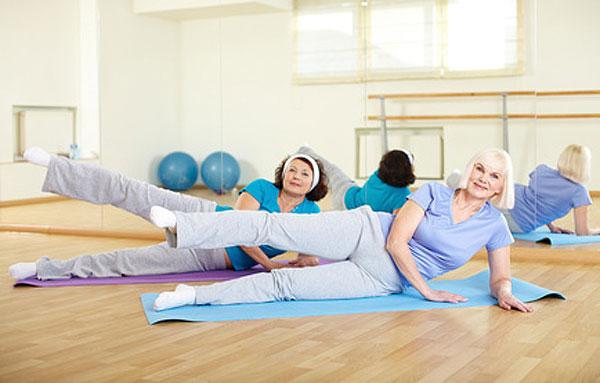 Seniorengymnastik in Dresden Cotta ?Physiotherapie Balance